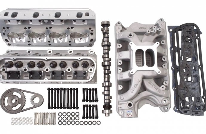 Edelbrock rolls out 84 'Power Packages'