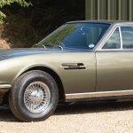 Peter Phillips1968 Aston Martin DBS Vantage