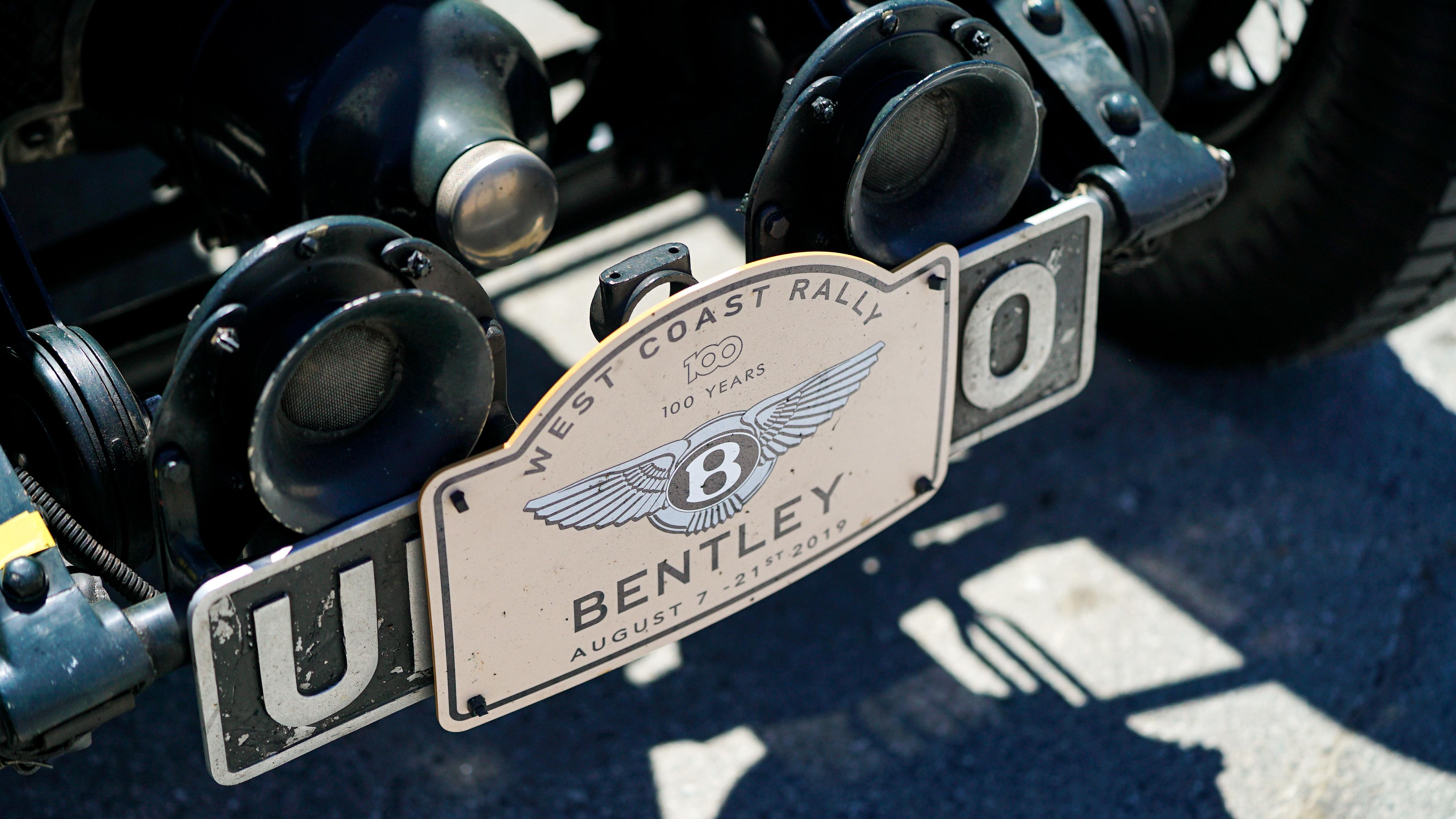 Bentley parade celebrating 100 years   Rebecca Nguyen photos