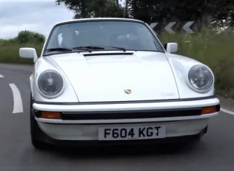 Is the 1987 Porsche 911 Carrera Club Sports the best-driving classic 911?