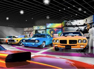 Gilmore plans to add muscle car museum to its campus