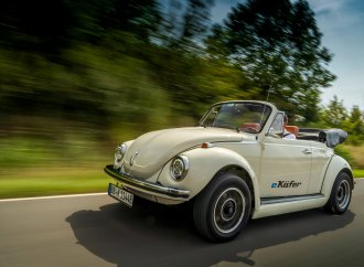Electric energy sparks new life into vintage Beetles