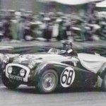 The ex-Works 1955 Le Mans 24-hours Triumph TR2 (period)