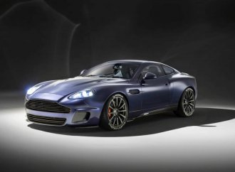 Callum reveals first project: Updated Aston Martin Vanquish