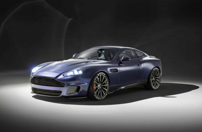 Callum reveals first project: Updated Aston Margin Vanquish