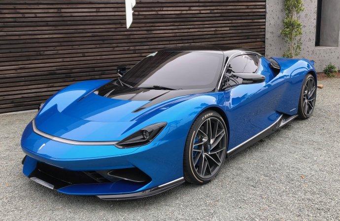 Pininfarina already upgrading its Battista hypercar