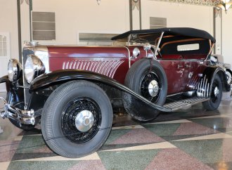 ACD Museum gets special showing of Duesenberg Model Y prototype