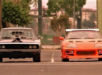 Did Supra or Charger win drag race in 'The Fast and the Furious'?