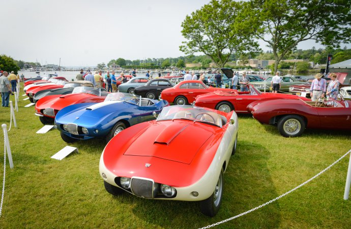 Hagerty acquires Greenwich Concours, keeping current format, adding features