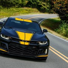 Ultimate test drive? Hertz offers souped-up Camaros