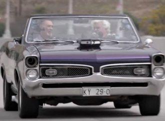xXx Pontiac GTO visits Jay Leno's Garage