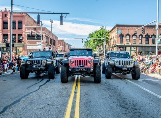 More than 70,000 attend Jeep Fest in Toledo