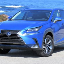 Lexus NX 300h offers comfort, luxury, frugality in one compact package