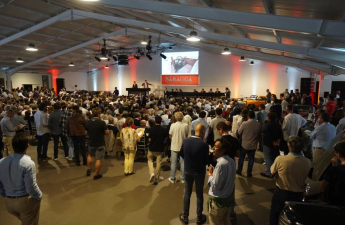 Single-consignor auction in Portugal generates nearly $11.2 million in sales