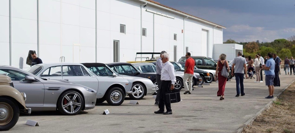 Sáragga Collection, Single-consignor auction in Portugal generates nearly $11.2 million in sales, ClassicCars.com Journal