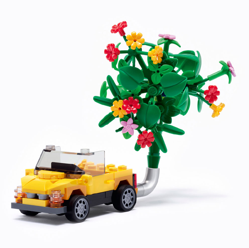 Lego, How many vintage vehicles can you identify in the Lego commercial?, ClassicCars.com Journal