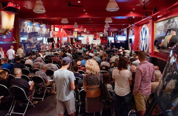 Taj Ma Garaj auction generates $5.7 million