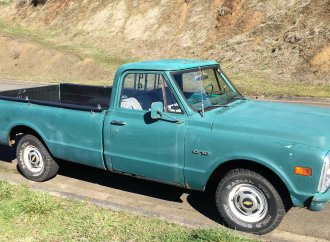 Heidts showing new independent suspension kits for C-10