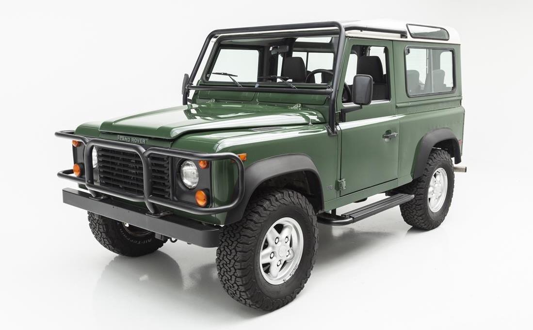 1995 Land Rover Defender 4x4