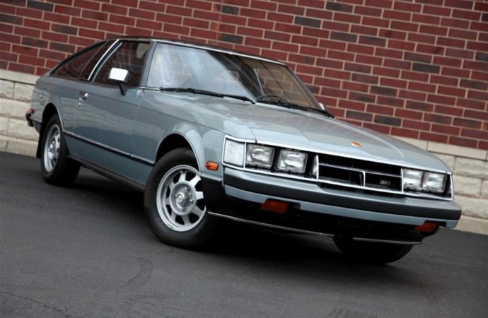 Toyota stretched the Celica so a 6-cylinder engine would fit