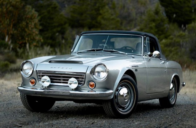 Before the Z, Datsun made its name with roadsters