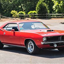Honest muscle: 1970 Plymouth Hemi Cuda coupe with documentation