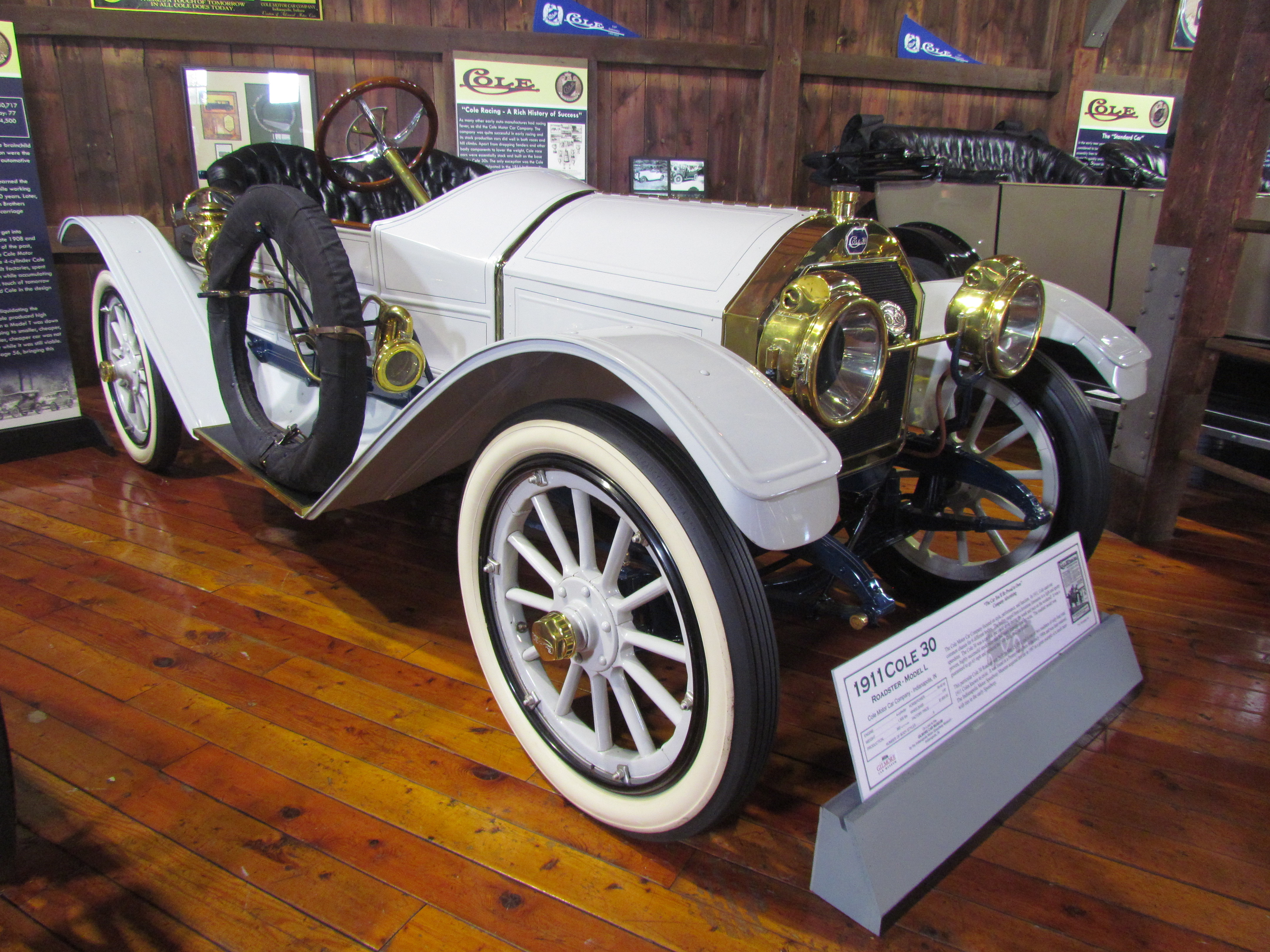 Cole cars, Family's fascination revives story of the Cole cars, ClassicCars.com Journal