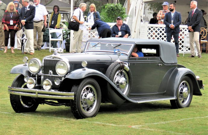 Hilton Head Island Concours leads upcoming classic car events