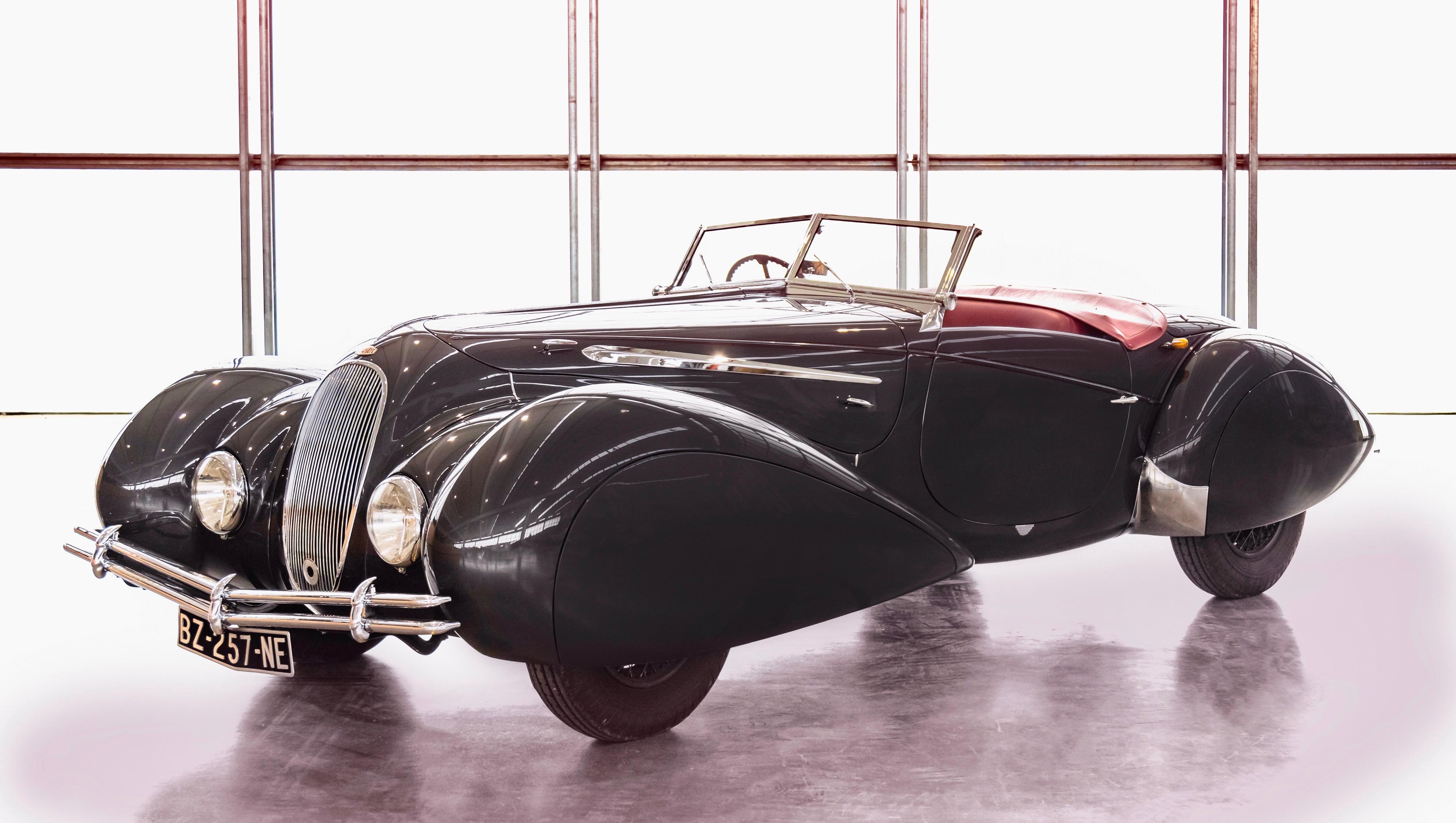 Paris auction, Trio of Dayez Collection Delahayes joins RM Sotheby's Paris docket, ClassicCars.com Journal