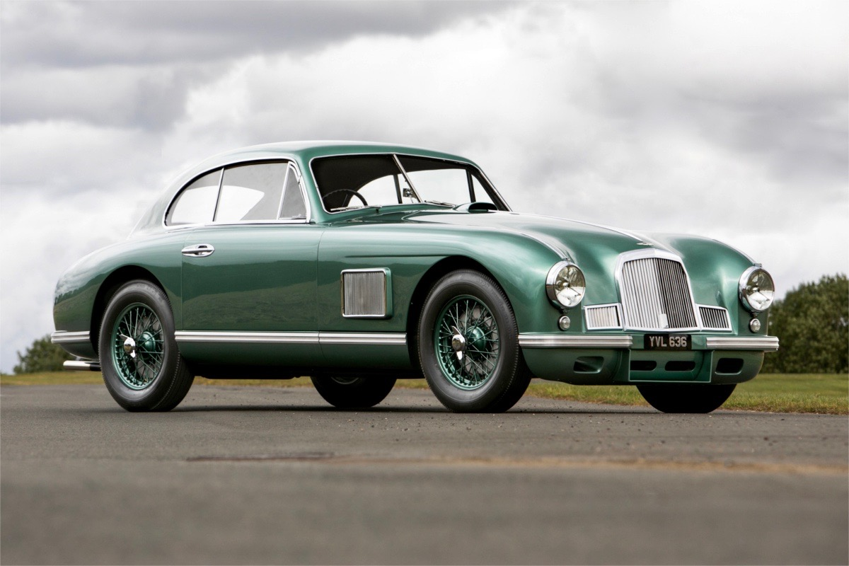 Aston Martin, DB2 'Washboard' among Aston Martins consigned to Silverstone sale, ClassicCars.com Journal