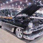 1954 Chevrolet 210 custom station wagon