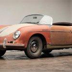 1958 Porsche 356A1600 Speedster
