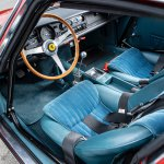 1965 Ferrari 275 GTB:2 Alloy Long-Nose interior