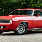 1970 Plymouth Hemi Cuda Mecum