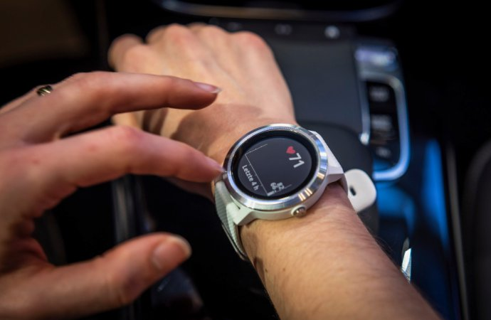 From Chevy's 'Heartbeat of America' to a Mercedes that monitors your heart's beat