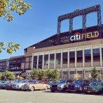 2 – NYC Parade Cars at Citi Field