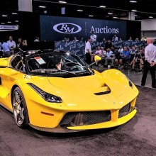 RM Auctions relocates South Florida sale to Palm Beach race track