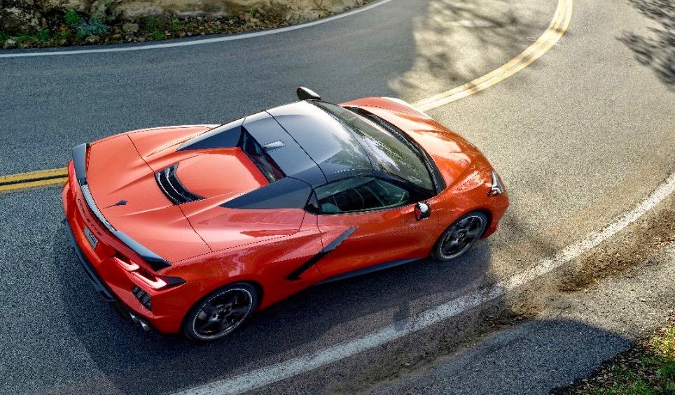 C8 convertible, Chevrolet unveils C8 Corvette convertible with retracting hardtop roof, ClassicCars.com Journal