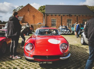 Bicester Heritage wraps up Sunday Scramble calendar for 2019