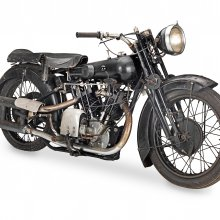 Brough is Superior at Bonhams Autumn Stafford Sale