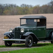 Mecum's Gone Farmin' auction adds 100 trucks to the mix