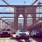 4 – NYC Parade Crosses Brooklyn Bridge