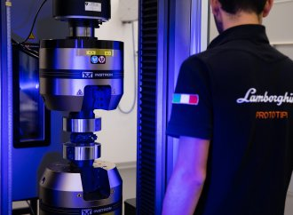 Lamborghini, Houston medical program testing carbon-fiber materials in space