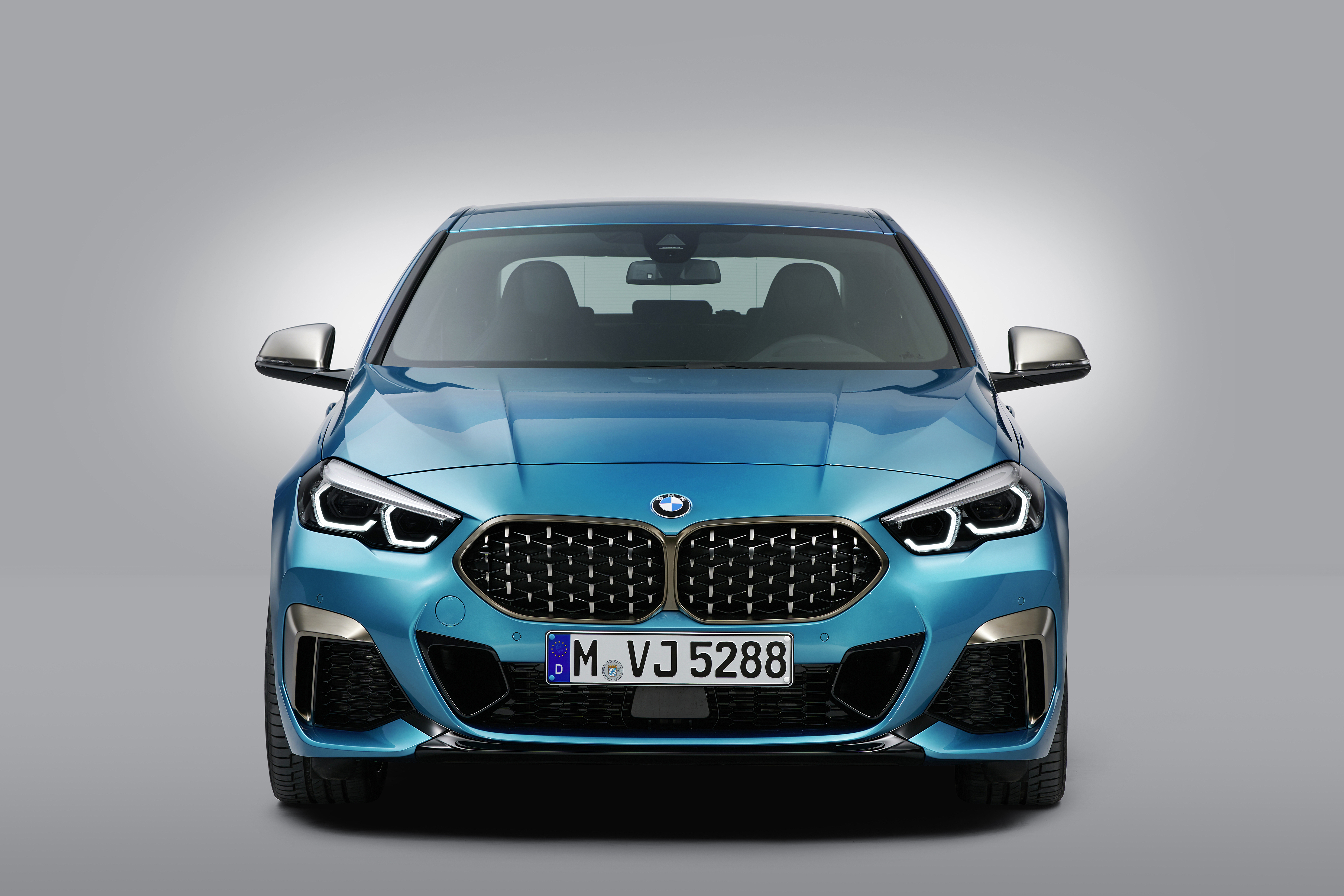 What do you think of BMW's new grille?