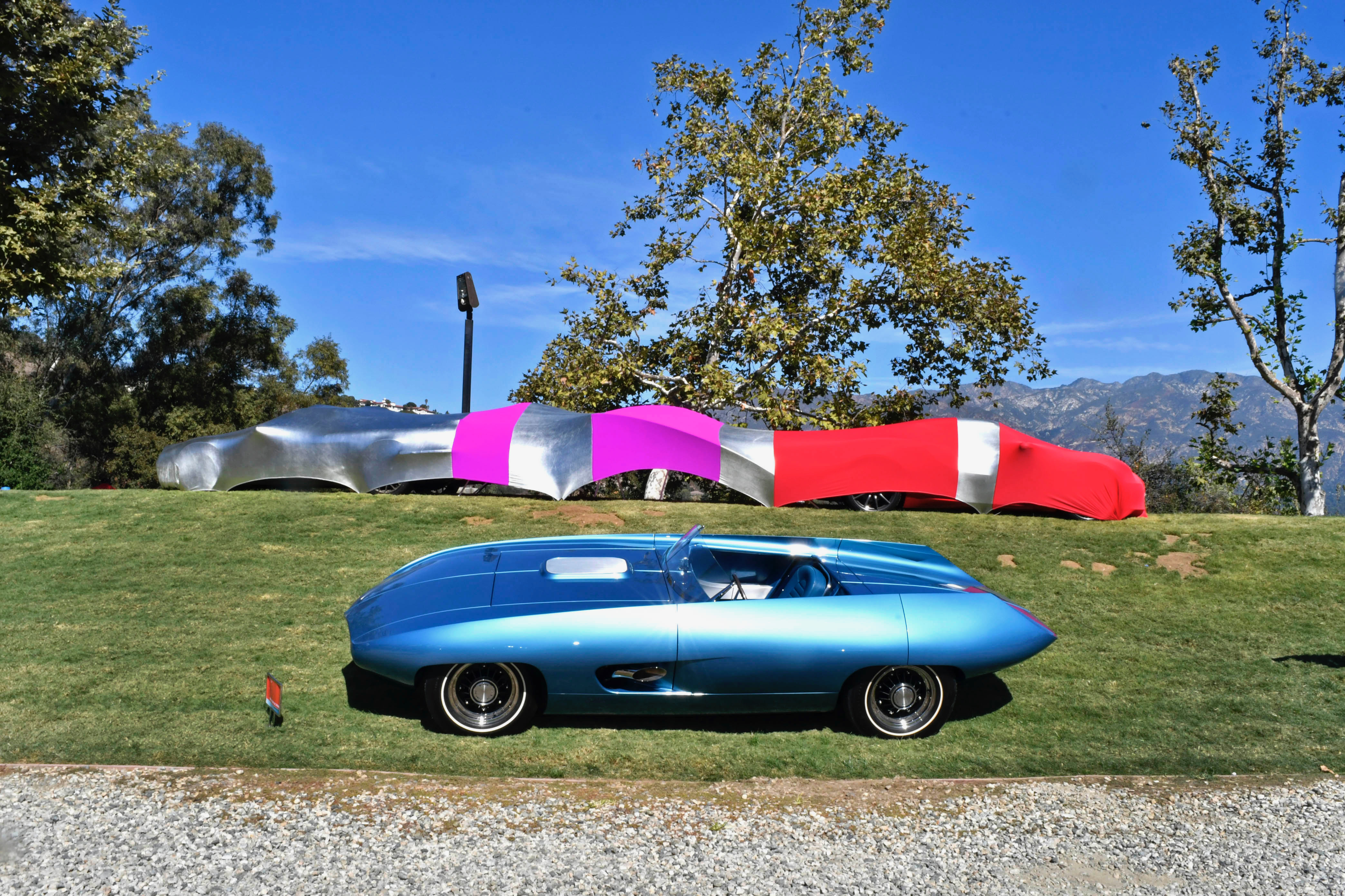 The Annual Artcenter Car Classic Truly Stands Alone