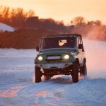 4×4 classics to drive this winter