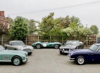 DB2 'Washboard' among Aston Martins consigned to Silverstone sale