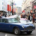 Car club displays are always popular at The Regent Street Motor Show 3