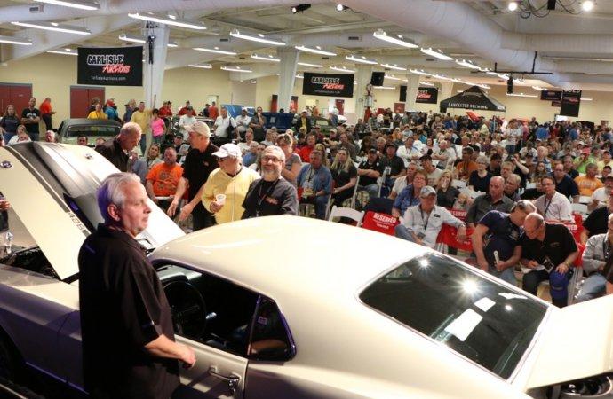 Carlisle to offer 400 vehicles at Sarasota auction