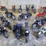 Collection motos